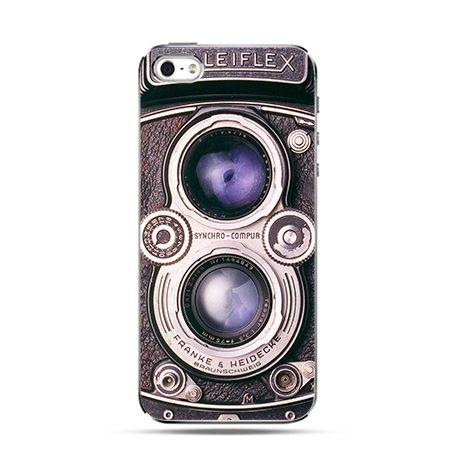 Aparat Rolleiflex - Twarde Etui z nadrukiem iPhone 6 plus