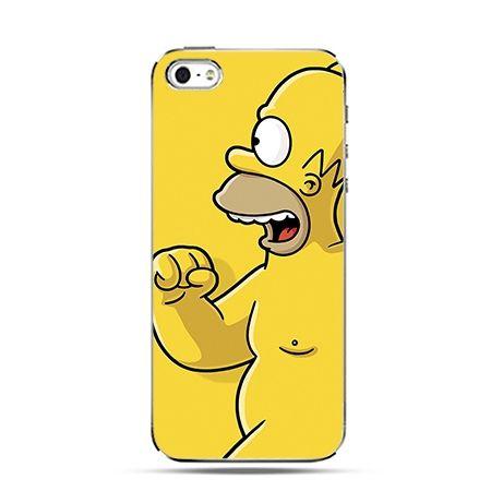 Homer Simpson - Twarde Etui z nadrukiem iPhone 6 plus