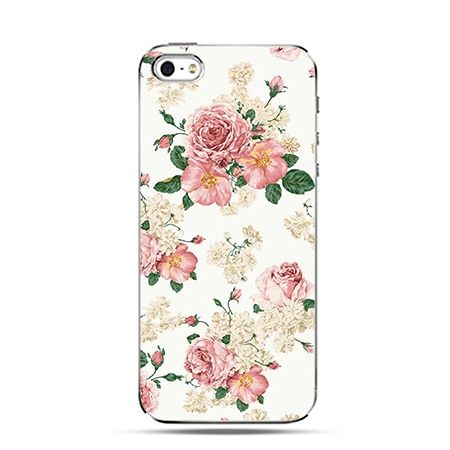 Polne kwiaty - Twarde Etui z nadrukiem iPhone 6 plus