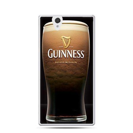 Guinness - Przezroczyste tui z nadrukiem dla Xperia Z