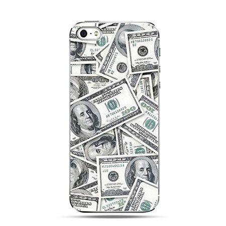 Etui na telefon banknoty 100 dolarowe