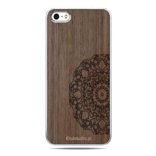 Etui iPhone 5 drewno