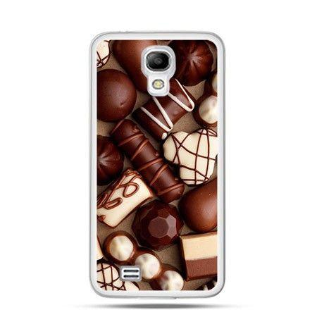 galaxy s4 etui a nadrukiem czekoladki