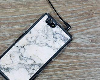 pokroweic na smartfona sony xperia z1 mini compact  z nadrukiem