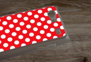 Galaxy S Advance polka dot kopia