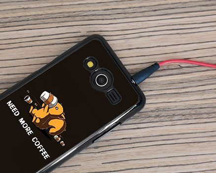 plecki na telefon z nadrukiem samsung galaxy core 2