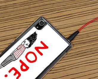 nakładka na telefon sony xperia m4 aqua