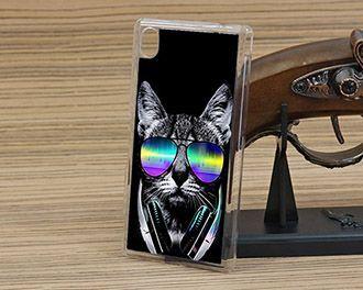 xperia m4 aqua plecki z nadrukiem na telefon